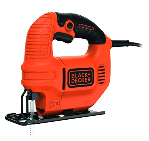 Black & Decker KS 501 - Sierra vaivén