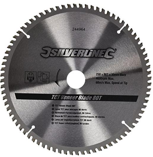 Hoja de sierra de alta calidad 125 mm para discos de corte de madera para sierras circulares con 40 dientes 125 x 22 mm sierra de mesa