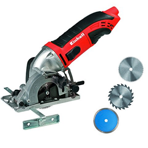 Einhell TC-CS 860 Kit -Mini sierra circular