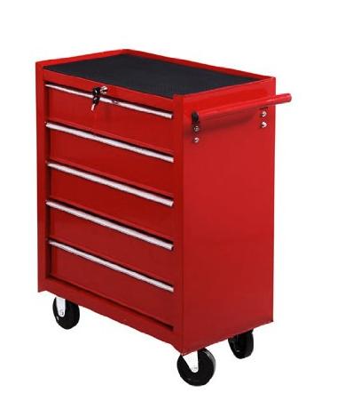 Homcom - Carro caja de herramientas